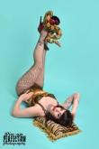 Vivianne Oblivion, Sword Swallowing