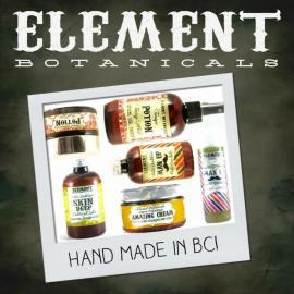sponsor element botanicals