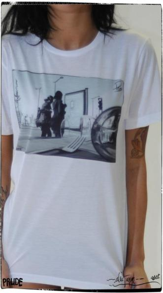 Beepss wearing2&2Paris Street Photography